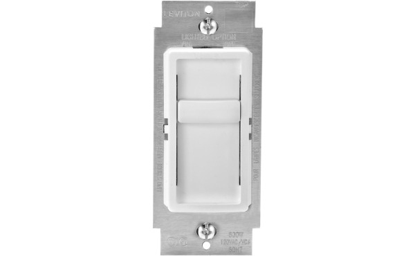 Leviton Slide Dimmer Switches